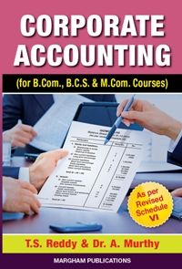 Corporate Accounting (As per Revised Schedule VI in New Format)