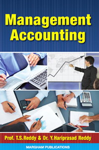Margham Publications - Management Accounting - T S  Reddy & Y  Hari